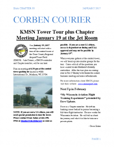 January 2017 Corben Courier