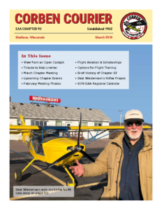 March 2018 Corben Courier
