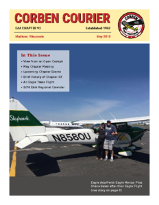 May 2018 Corben Courier
