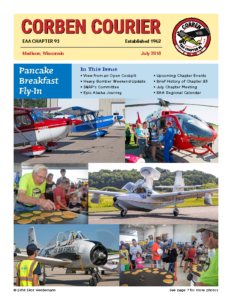 July 2018 Corben Courier